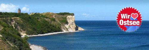 Wir lieben die Ostsee - entdecken Sie mit uns die schönsten Regionen!