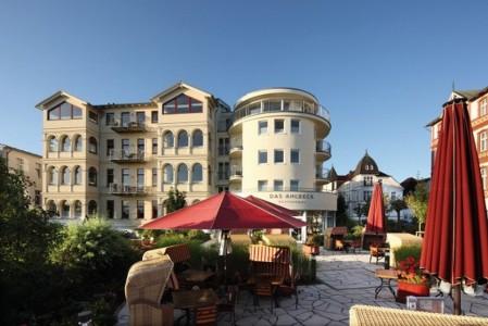 Bestnoten für Wellness gab es für das Ahlbeck Hotel und Spa auf der Insel Usedom.