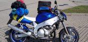 Die Ostsee im Frühjahr per Motorradtour erkunden